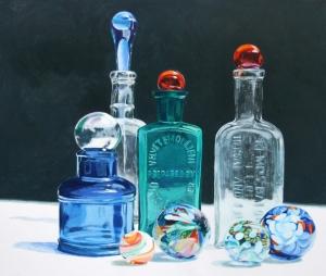 bottles 9.5 x 8.5